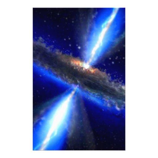 Calabozo de NASAs Personalized Stationery