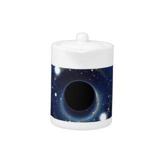 Calabozo delante de la nube de Magellanic grande