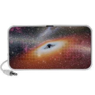 Calabozo galáctico de NASAs iPhone Altavoz