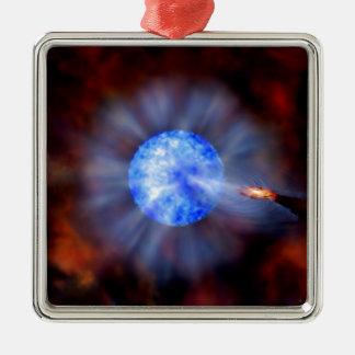 Calabozo M33 en espacio Ornamentos De Navidad