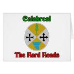 Calabresi The Hard Heads Card