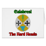 Calabresi The Hard Heads Greeting Card