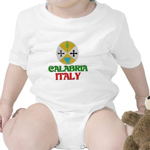 Calabria Italia Camisetas