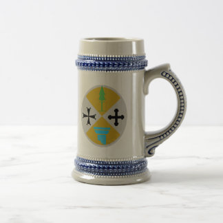 Calabria, Italy 18 Oz Beer Stein