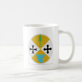 Calabria (Italy) Coat of Arms Mugs