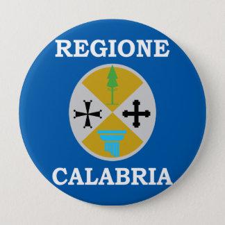 Calabria, Italy Pinback Button