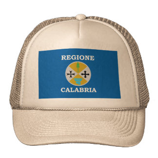 Calabria, Italy Trucker Hat