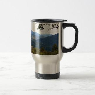 Calabria Panorama Travel Mug
