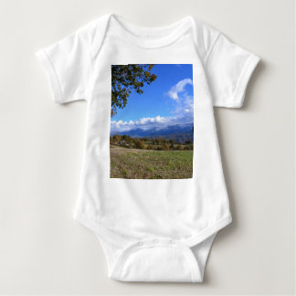 Calabrian Countryside Baby Bodysuit