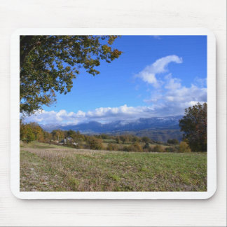 Calabrian Countryside Mouse Pad