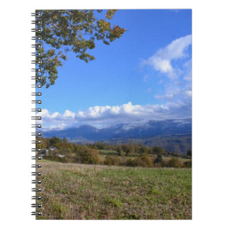Calabrian Countryside Notebook