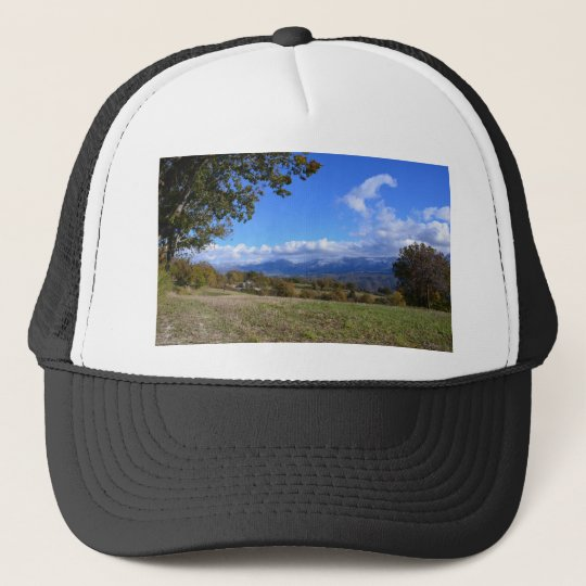 Calabrian Countryside Trucker Hat