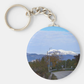 Calabrian Mountain Keychain
