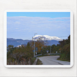 Calabrian Mountain Mouse Pad