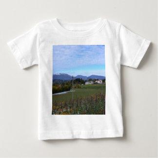 Calabrian Vineyard Baby T-Shirt