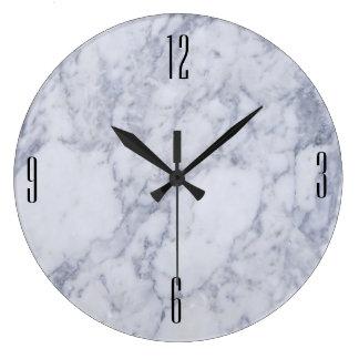 Calacatta Wall Clock