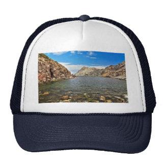 Calafico bay - San Pietro isle Hats
