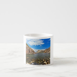 Calafico bay - San Pietro isle Espresso Mugs