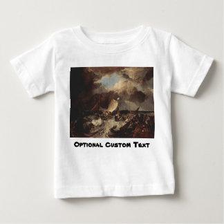 Calais Pier Baby T-Shirt