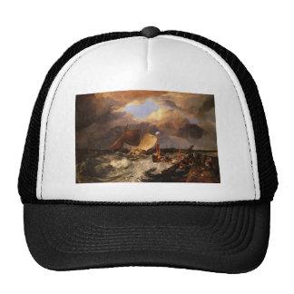 Calais Pier Trucker Hat