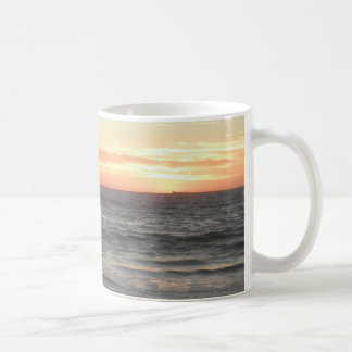 Calalina Island Sunset, CA Classic White Coffee Mug
