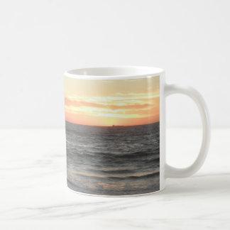 Calalina Island Sunset, CA Classic White Coffee Mug