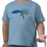 Calamar del niño [3YO] Camiseta