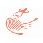 Calamar gigante postal