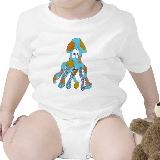 Calamar Traje De Bebé