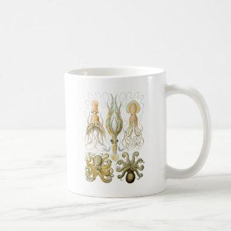 Calamar y pulpo taza