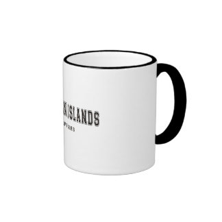 Calamian Islands Philippines Ringer Mug