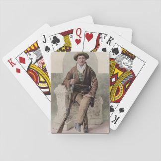 Calamity Jane 1895 Cartas De Juego