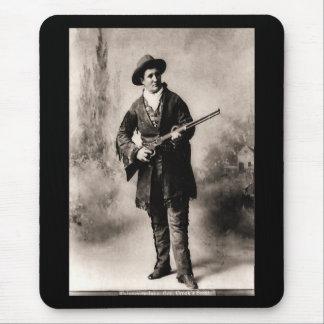Calamity Jane 1895 Mouse Pad