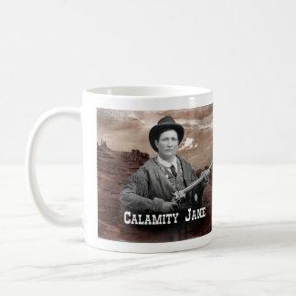 Calamity Jane Historical Mug