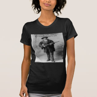 Calamity Jane Humor Quote Gifts Tees & Cards Tee Shirts
