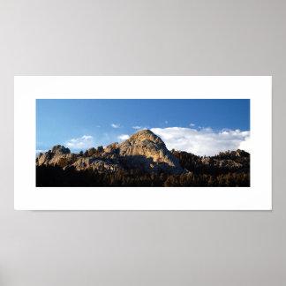 Calamity Peak (color) Poster