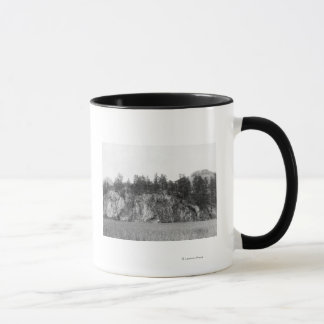 Calamity Peak in the Black Hills Photograph Mug