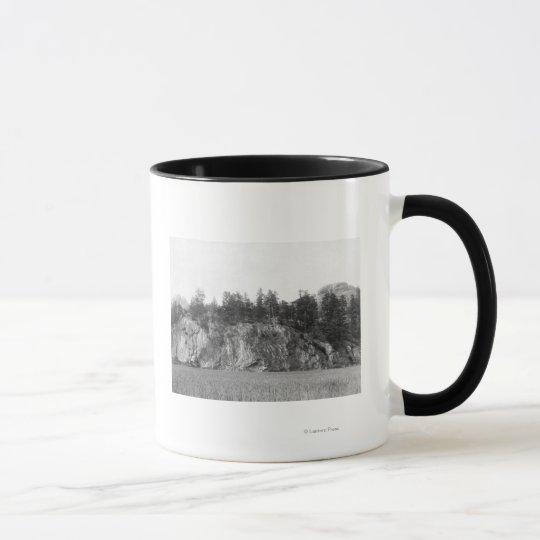Calamity Peak in the Black Hills Photograph Mug