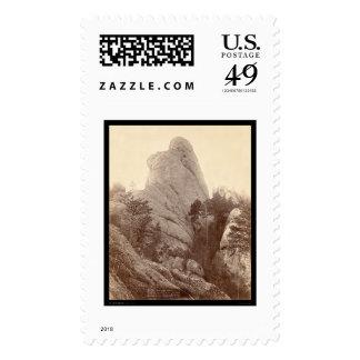 Calamity Peak near Custer City SD 1893 Stamps