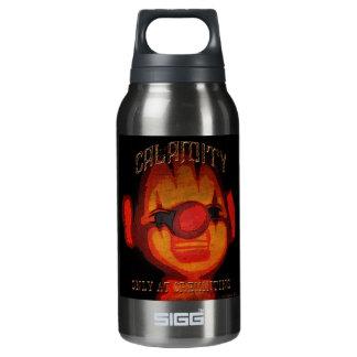 Calamity the Cremintins Clown Insulated Water Bottle
