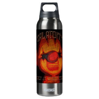 Calamity the Cremintins clown 16 Oz Insulated SIGG Thermos Water Bottle