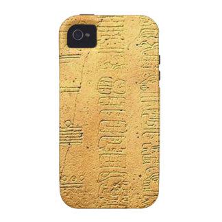 Calandar maya 12-21-12 Case-Mate iPhone 4 carcasas