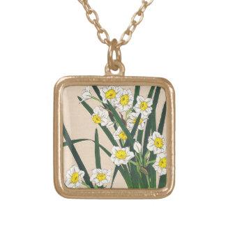 Calander floral de Japón Kawarazaki Shodo Japón Pendiente Personalizado