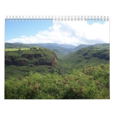 Calandrias de Hawaii Calendarios