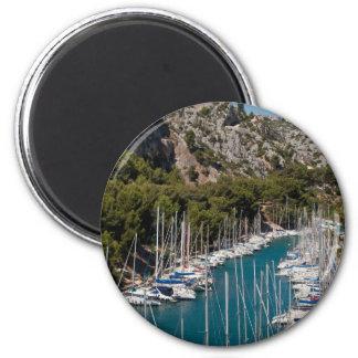 Calanque of Port-Miou Magnet