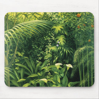 Calathea Garden Mouse Pad