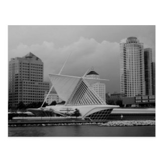 Calatrava BW Tarjeta Postal