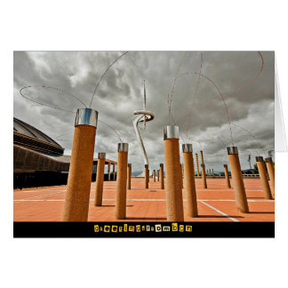 Calatrava's Antenna, Barcelona