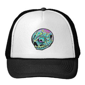 calavera 1 trucker hat