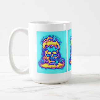 Calavera Calabera mug
